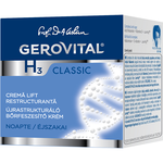 Gerovital H3 Classic - Moisturizing lift cream night care