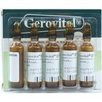 Gerovital Injectables, 5 vials - 1 box